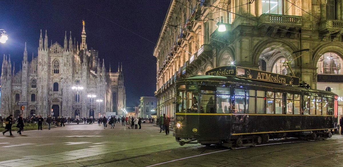 festeggiare san valentino idee cena in tram atmosfera milano