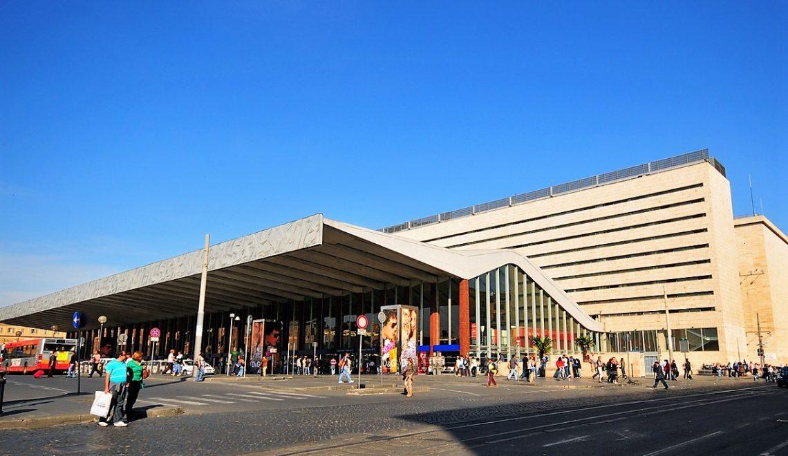 Storia e curiosit di roma termini la stazione pi grande for Affitto ufficio roma stazione termini