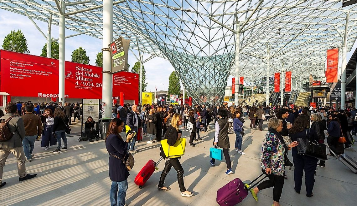 Salone del mobile 2018 a milano espositori pronti per la for Salone di milano