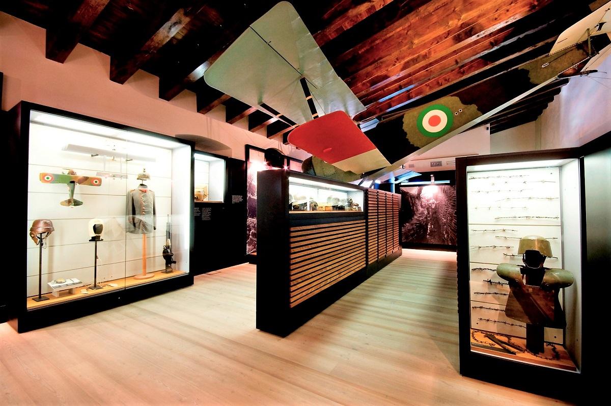 rovereto turismo museo della guerra