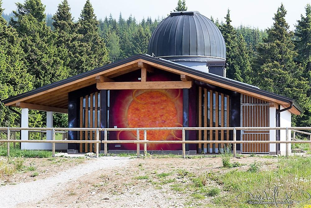 rovereto turismo osservatorio astronomico monte zugna