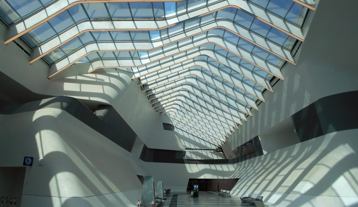 La nuova stazione di Napoli Afragola: il gioiello di Zaha Hadid