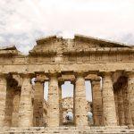 Paestum spiagge e scavi archeologici in un'unica vacanza - tempio