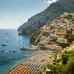 Ecco le spiagge raggiungibili in treno più belle del Sud Italia - Positano