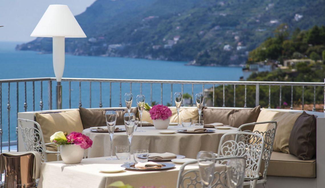 Ristoranti vista mare a Salerno: una cena romantica per due