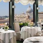 Ristoranti con terrazza a Roma - Les etoiles