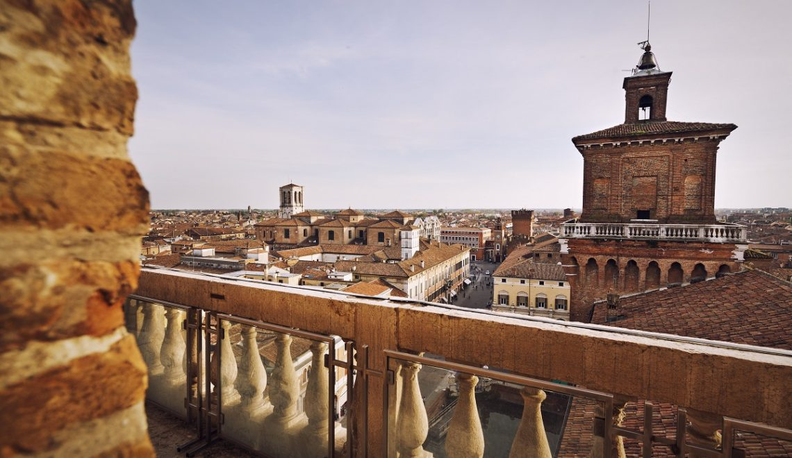 Da Giorgio Bassani a Ludovico Ariosto: la Ferrara letteraria e artistica