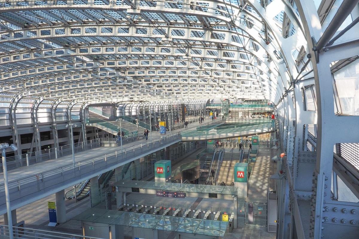 Porta susa il progetto della seconda stazione alta - Treni torino porta susa ...