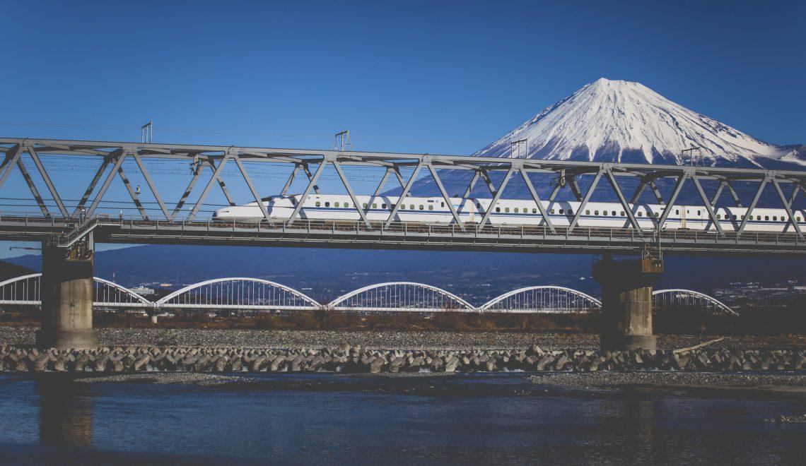Alta velocità giapponese Shinkansen