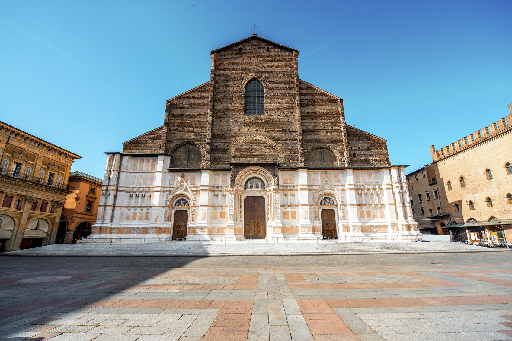 Bologna in un giorno Basilica di San Petronio