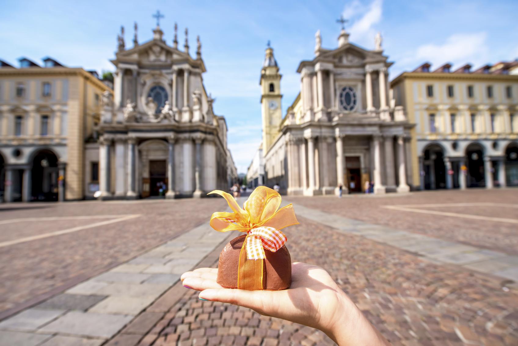 Cosa fare a Torino con i bambini merenda al cioccolato
