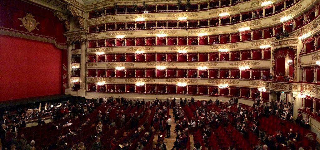 Cosa fare la sera a Milano Teatro alla Scala
