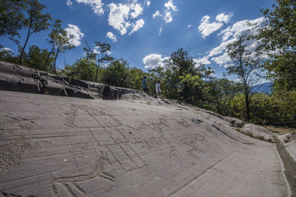 Cosa vedere a Brescia Valle Camonica incisioni rupestri Parco di Naquane