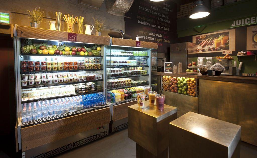 Dove mangiare a Milano Centrale Juice Bar