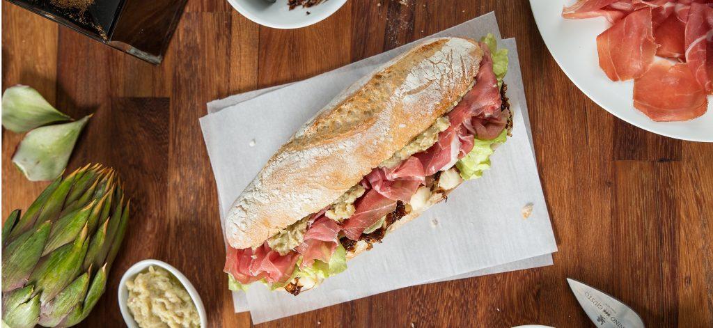 Dove mangiare a Milano Centrale Panino Giusto