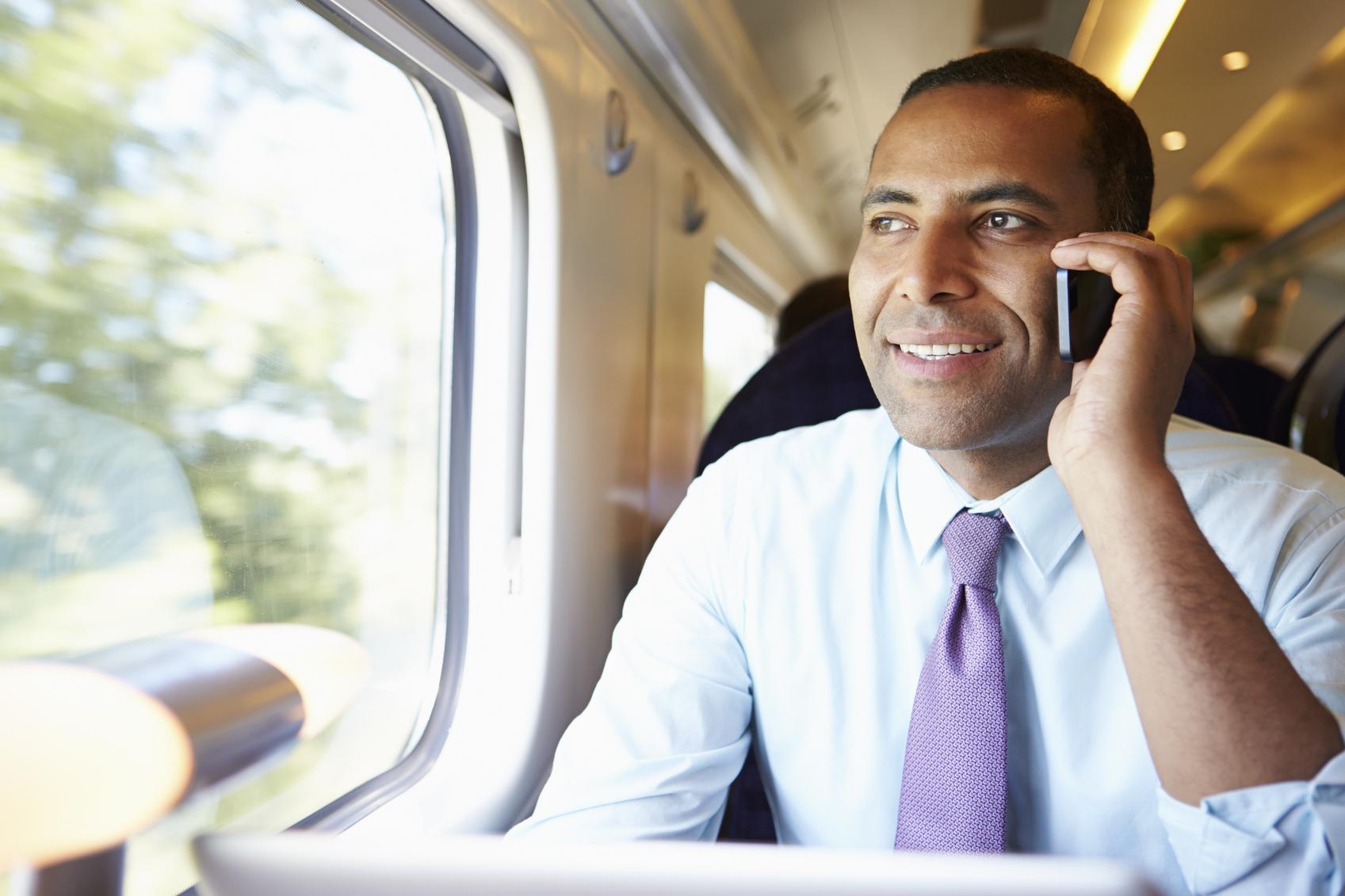 Milano Roma in treno o in aereo lavorare senza interruzioni