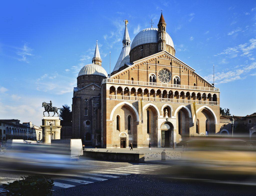 Padova in un giorno Basilica di Sant'Antonio
