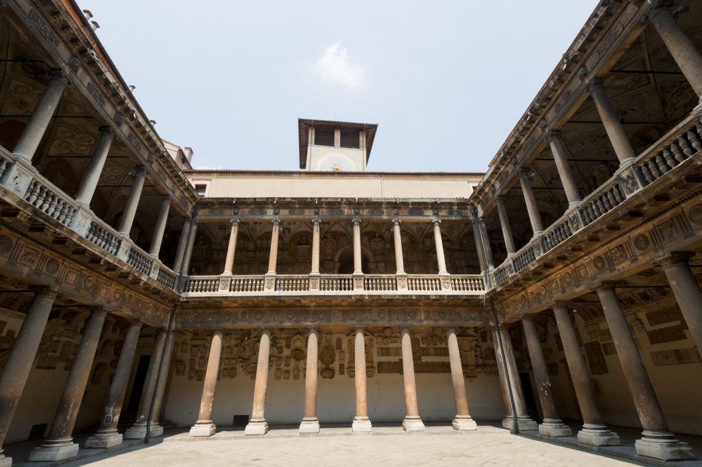 Padova in un giorno Palazzo Bo