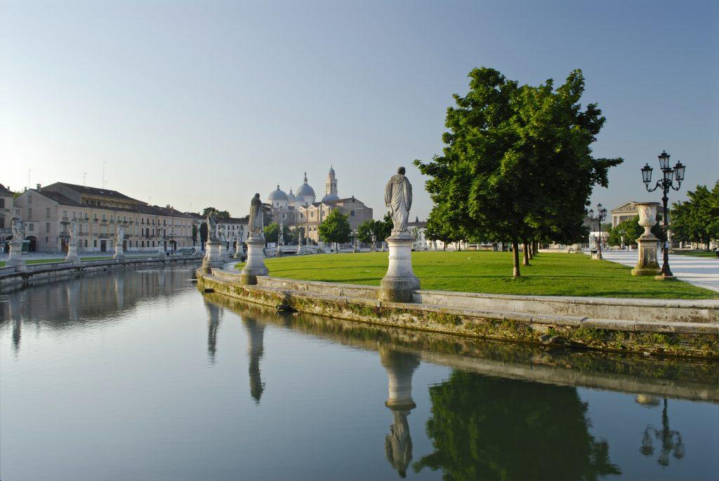Padova in un giorno Prato della Valle