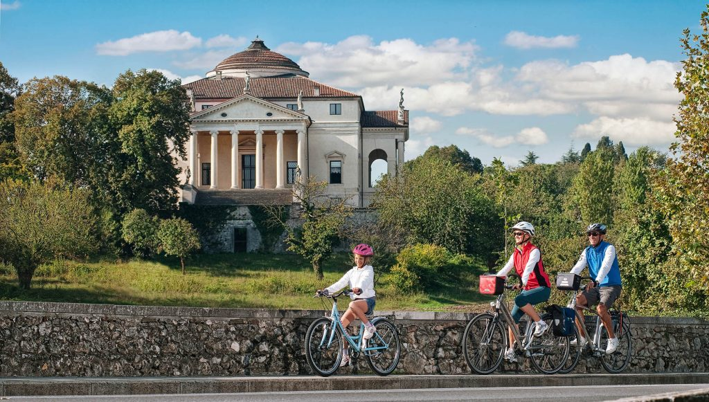 Padova in un giorno ciclovie turistiche