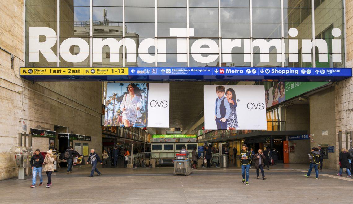 Shopping alla stazione termini negozi per tutti i gusti for Affitto ufficio roma stazione termini
