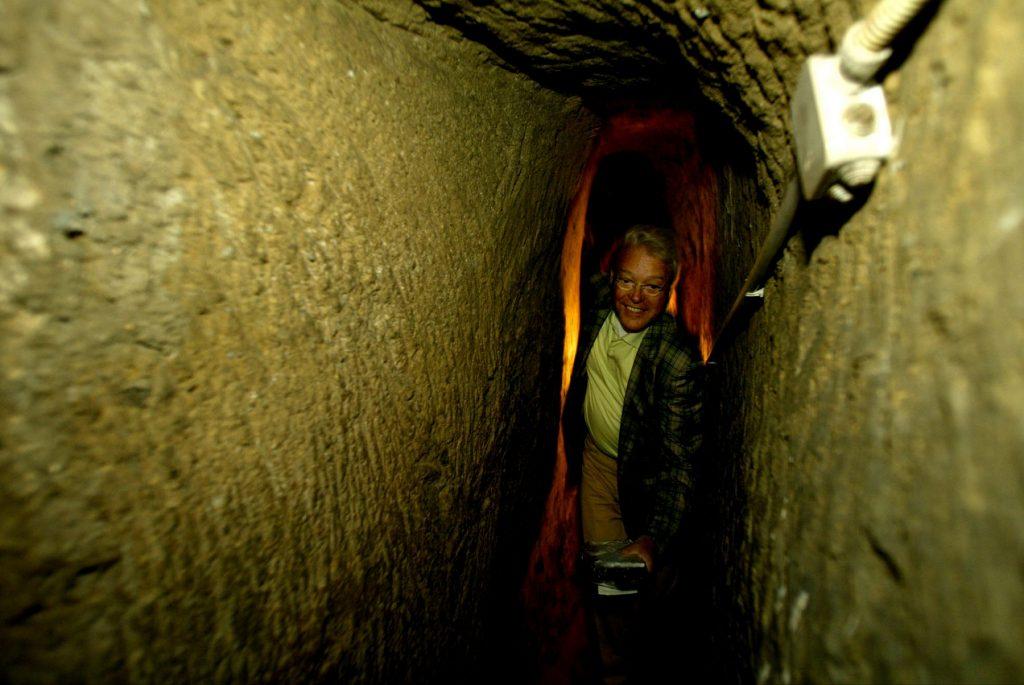 Tunnel Napoli Sotterranea