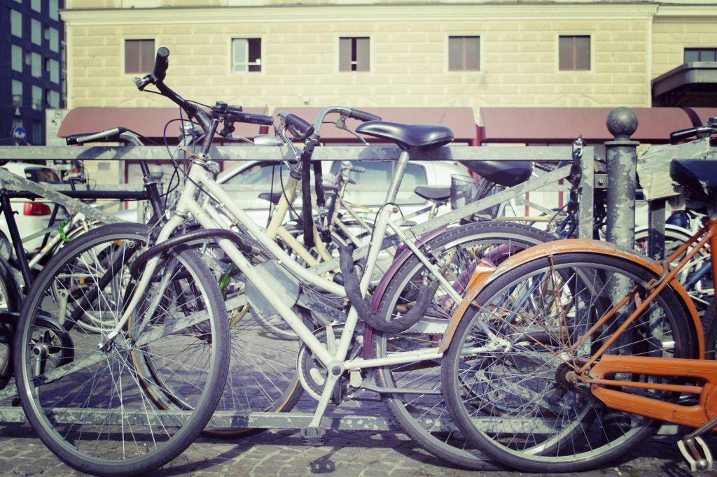 come funziona trasporto bici in treno