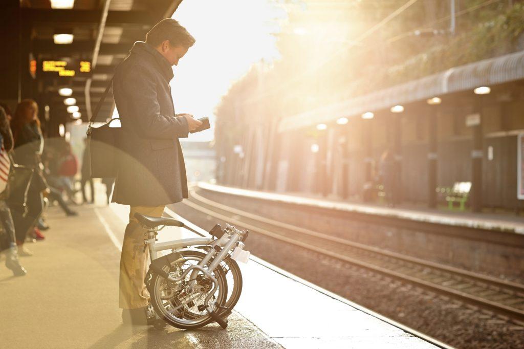 trasporto bici in treno come funziona