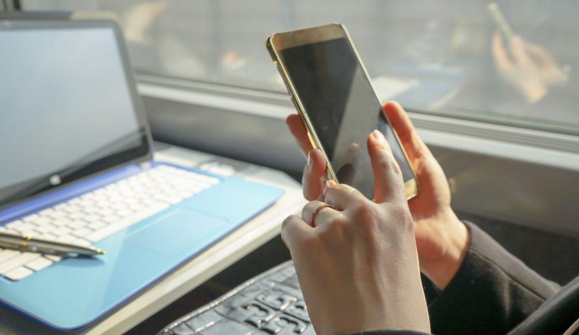 Lavorare in treno senza stress: software pc e app per essere più produttivi