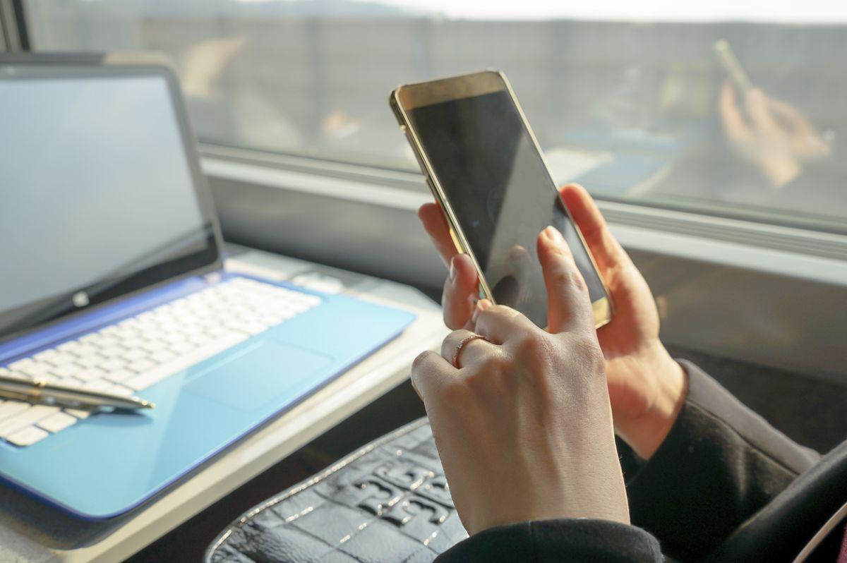 Lavorare in treno senza stress software pc e app