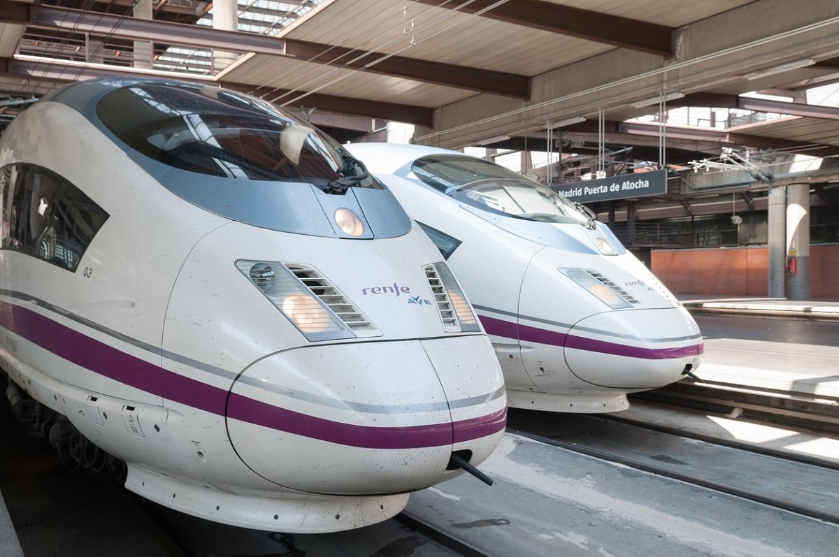 treni alta velocità spagna ave