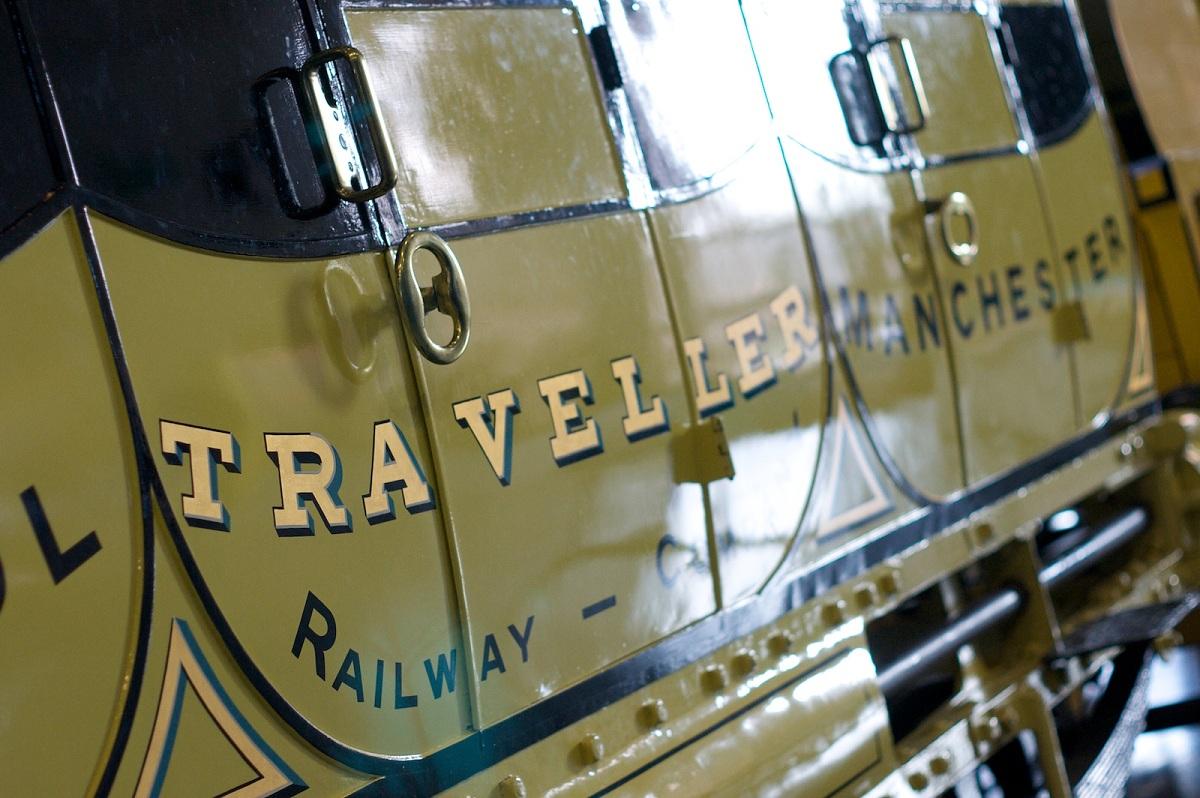 Tratte ferroviarie da record Liverpool Manchester © Oxyman via Wikimedia Commons