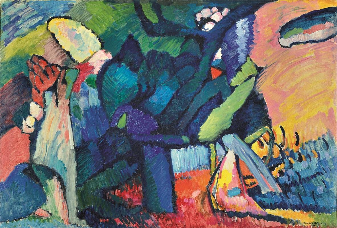 Mostre a Milano Kandinsky Mudec