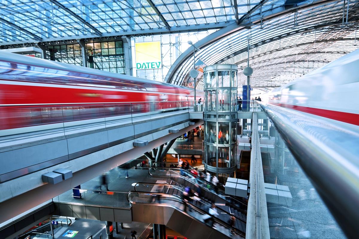 stazioni alta velocità in germania