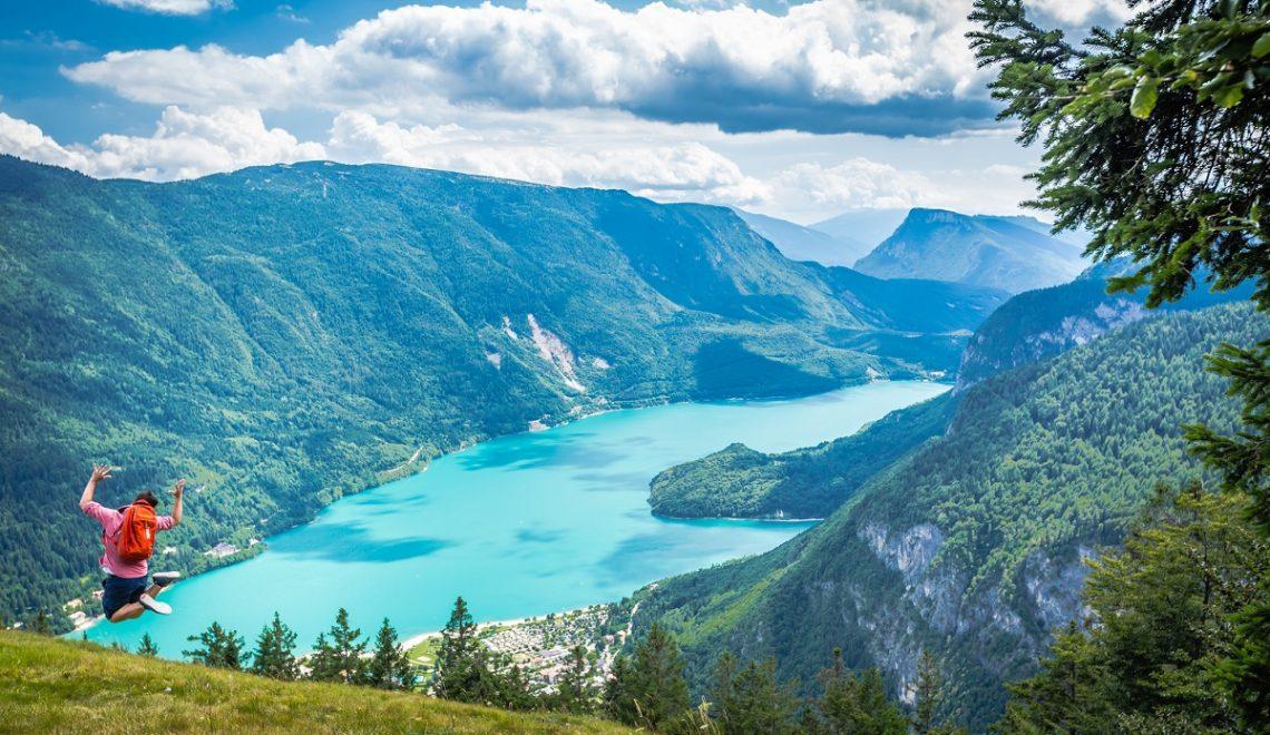Escursioni estive in montagna, trekking vicino Trento per esperti e neofiti
