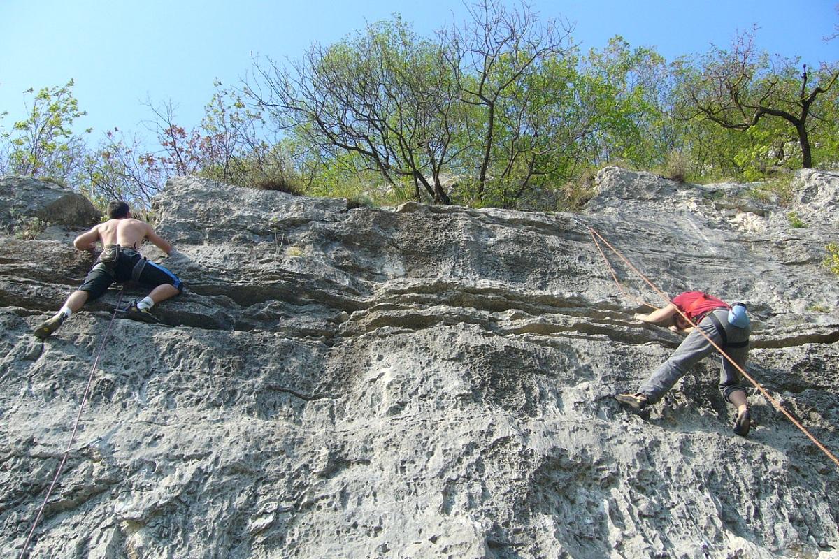 arrampicata trentino noriglio © le biserdole via flickr