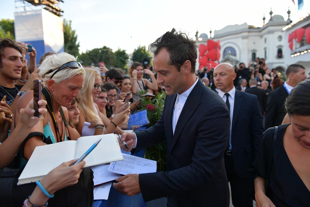 festival del cinema di venezia 2017 accrediti