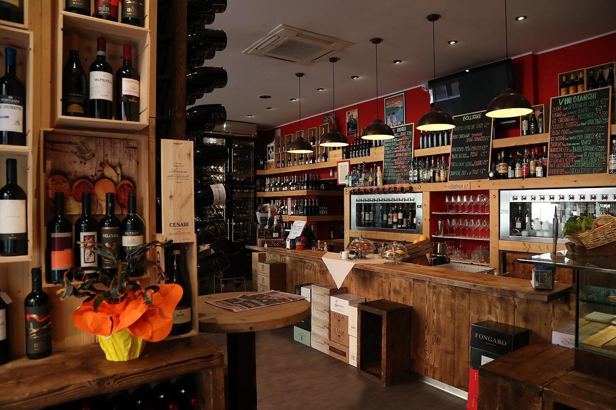 migliori vini rossi veneti degustazione enoteca zero 7 verona