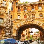 roma alternativa itinerari quartiere coppedè