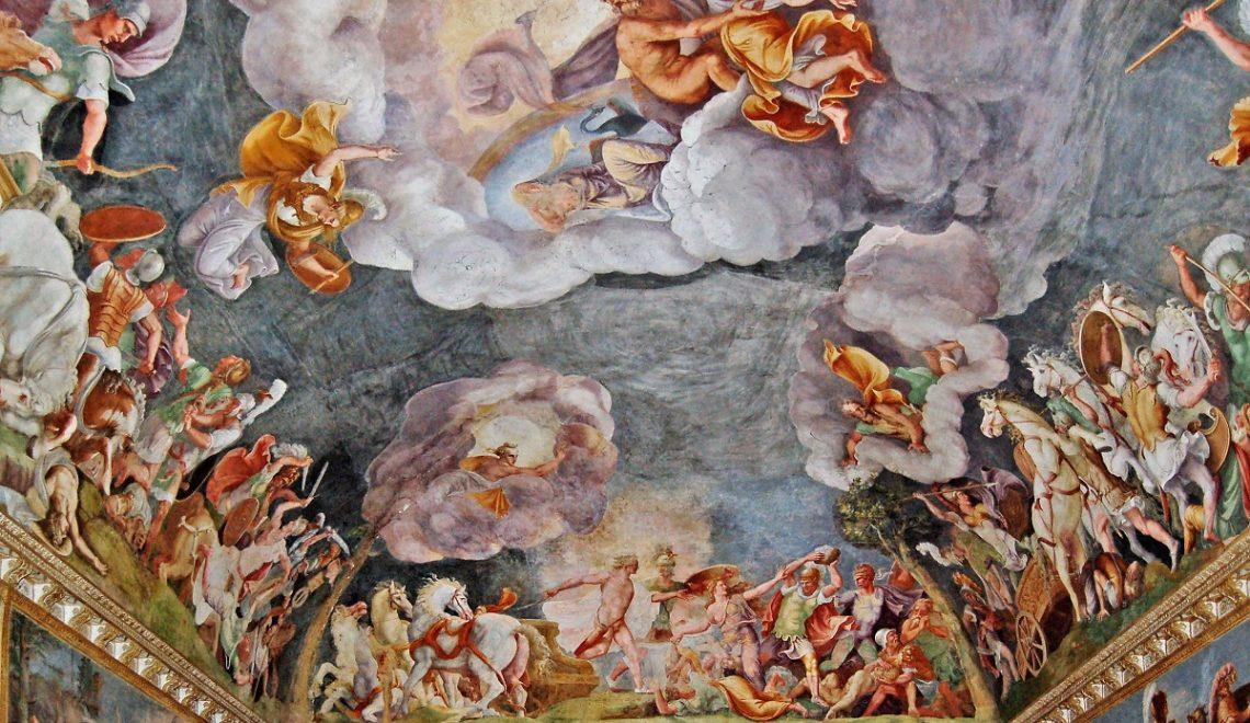 A Mantova visitare Palazzo Te o Palazzo Ducale