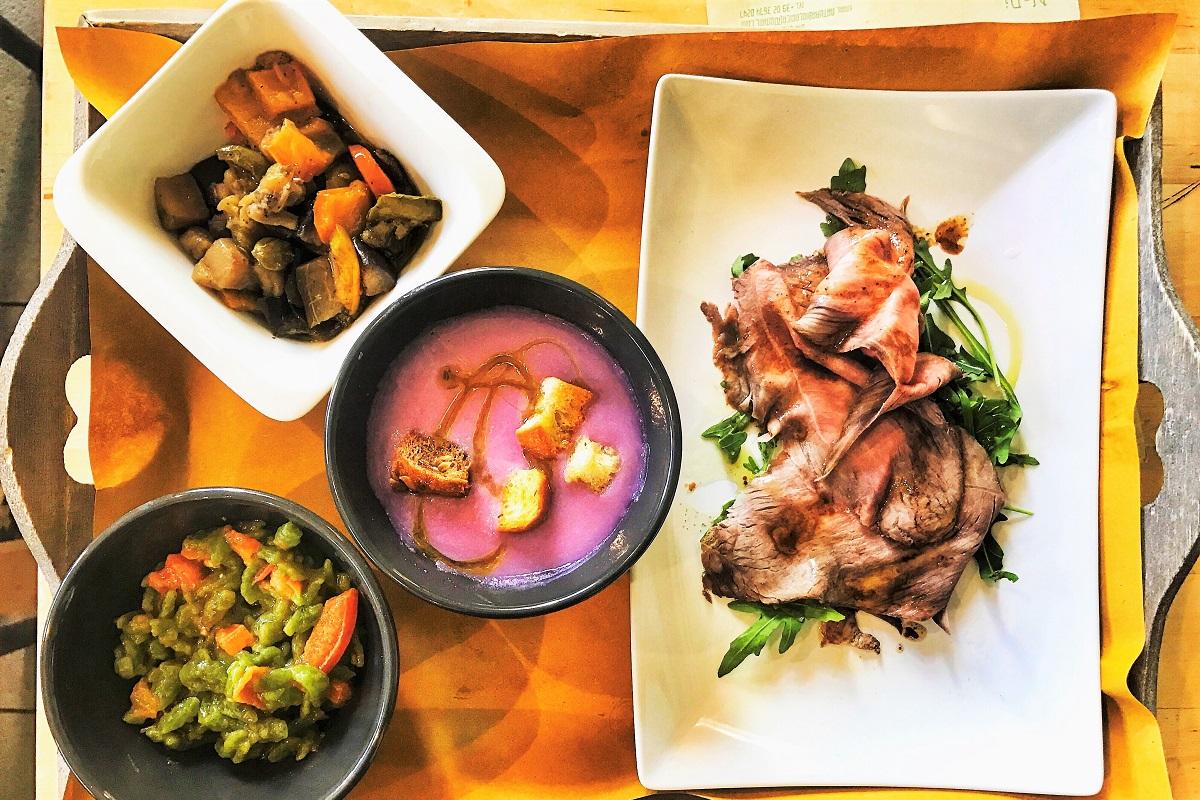 pausa pranzo mangiare sano milano nabi via cadore