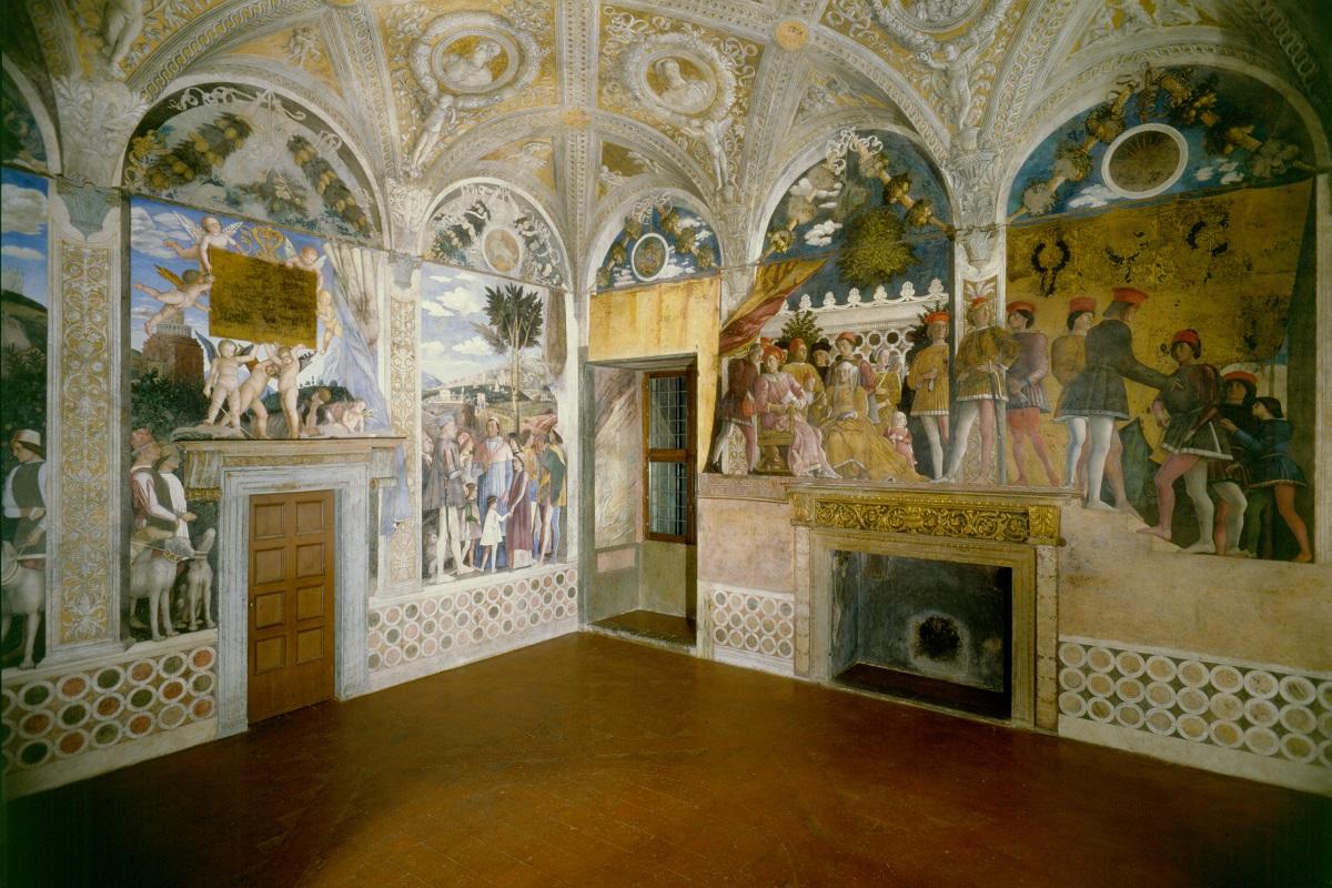 visitare mantova palazzo ducale gonzaga