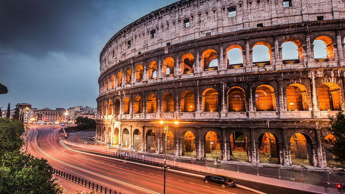 tour roma by night get your guide