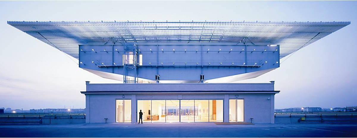 musei torino arte contemporanea pinacoteca agnelli