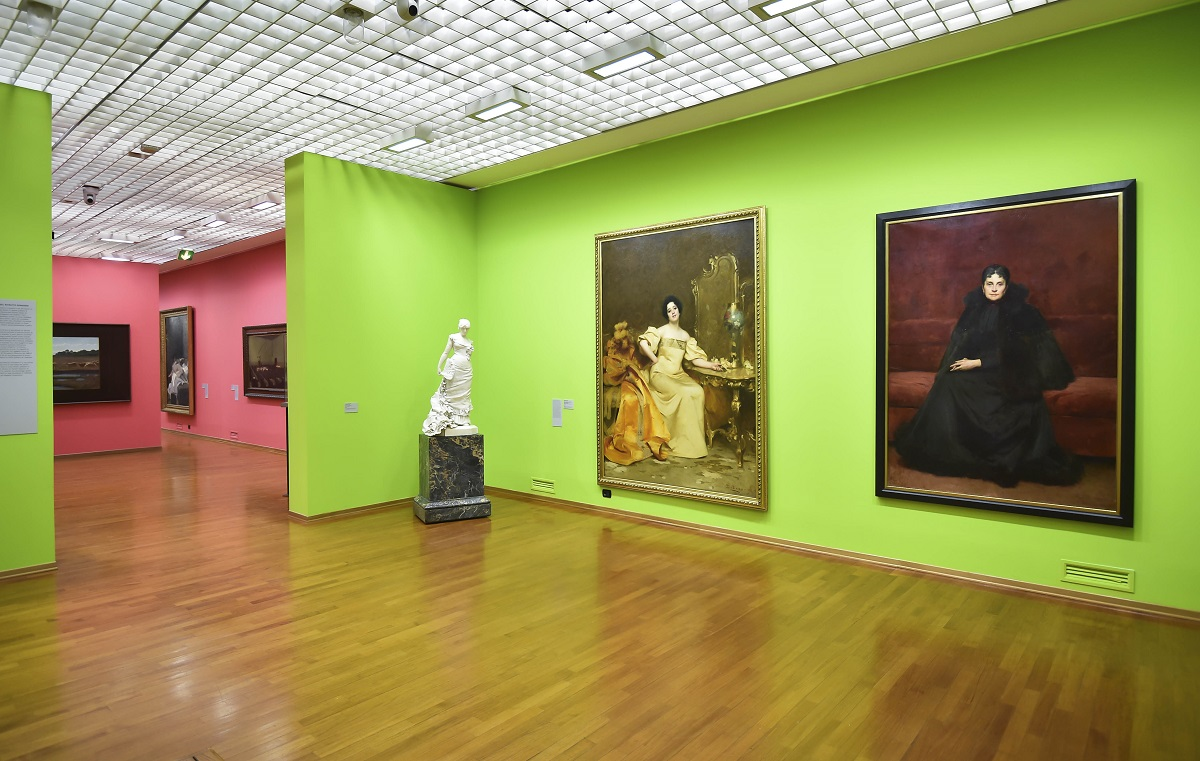 musei torino galleria d'arte moderna