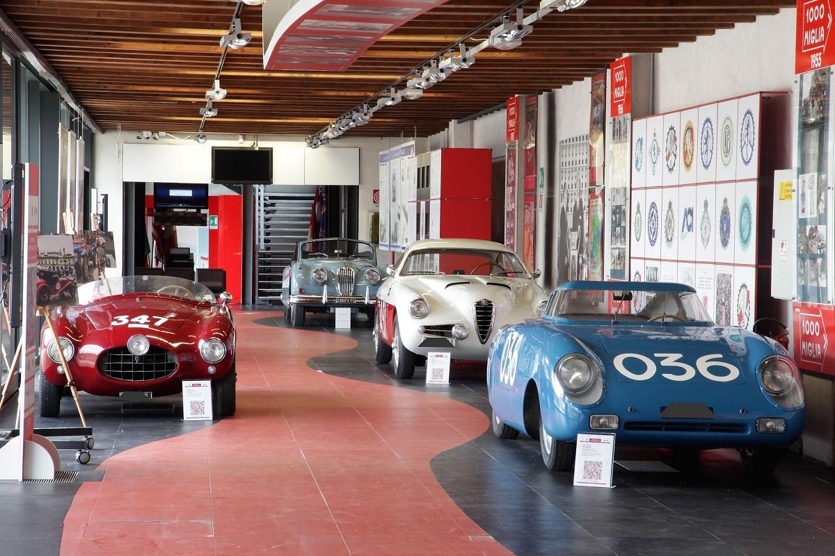 museo mille miglia orari