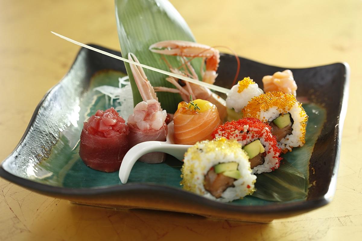 ristorante giapponese a milano izu