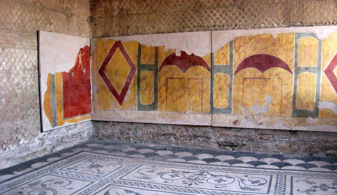 """Itinerario della Roma antica in 3 giorni, senza i """"soliti"""" siti archeologici"""