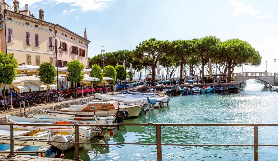 Gite sul lago di Garda, meglio Peschiera o Desenzano? Entrambe!
