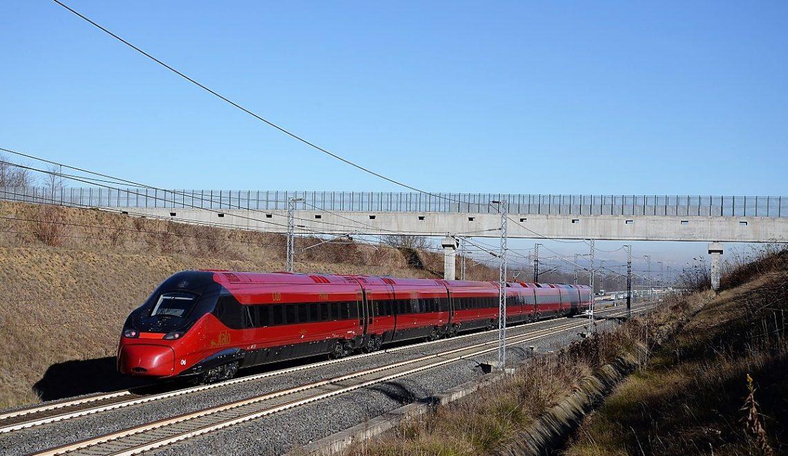Viaggi aziendali in treno un'esperienza sempre migliore